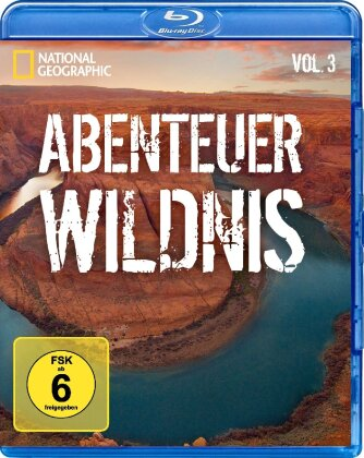 National Geographic - Abenteuer Wildnis Vol. 3