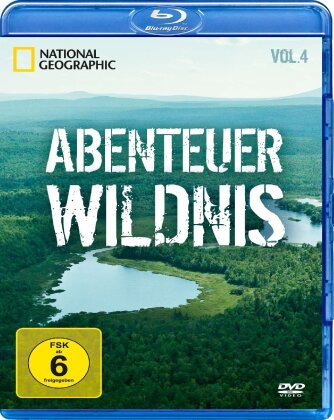 National Geographic - Abenteuer Wildnis Vol. 4