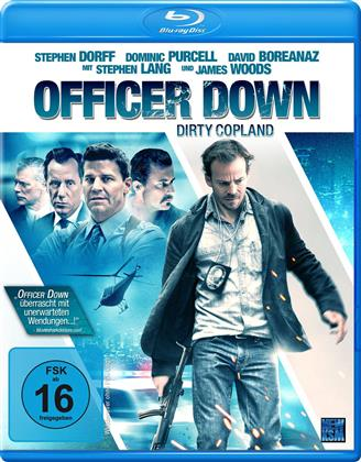 Officer Down - Dirty Copland (2012)