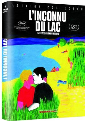 L'Inconnu du lac (2013) (Collector's Edition, 2 DVDs + Booklet)