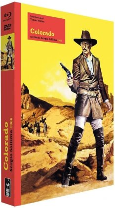 Colorado (1966) (Collector's Edition, Blu-ray + DVD + Buch)