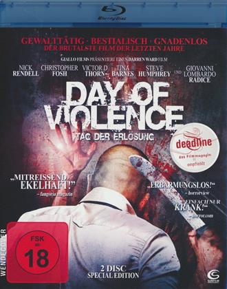 A Day of Violence - Tag der Erlösung (2010) (Special Edition, 2 Blu-rays)