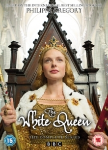 The white queen - Season 1 (4 DVDs)