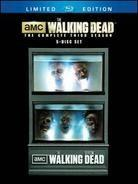 The Walking Dead - Season 3 (Limited Edition, 5 Blu-rays)