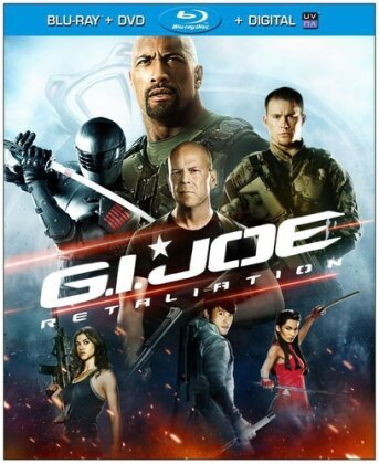 G.I. Joe 2 - Retaliation (2012) (Blu-ray + DVD)