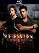 Supernatural - Season 8 (4 Blu-rays)