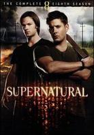Supernatural - Season 8 (6 DVDs)