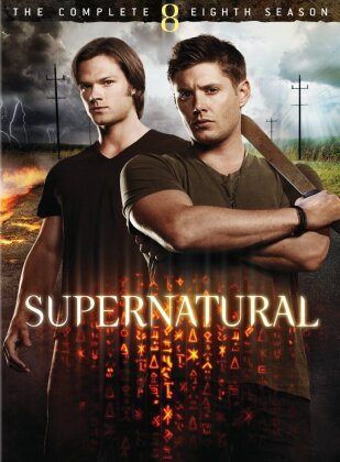 Supernatural - Saison 8 (6 DVDs)