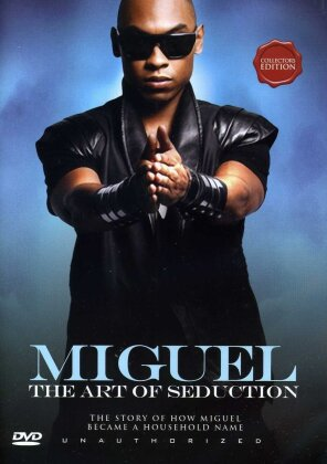 Miguel - The Art of Seduction (Collector's Edition, Inofficial)
