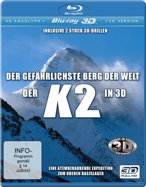 Der gefährlichste Berg der Welt - Der K2 in 3D