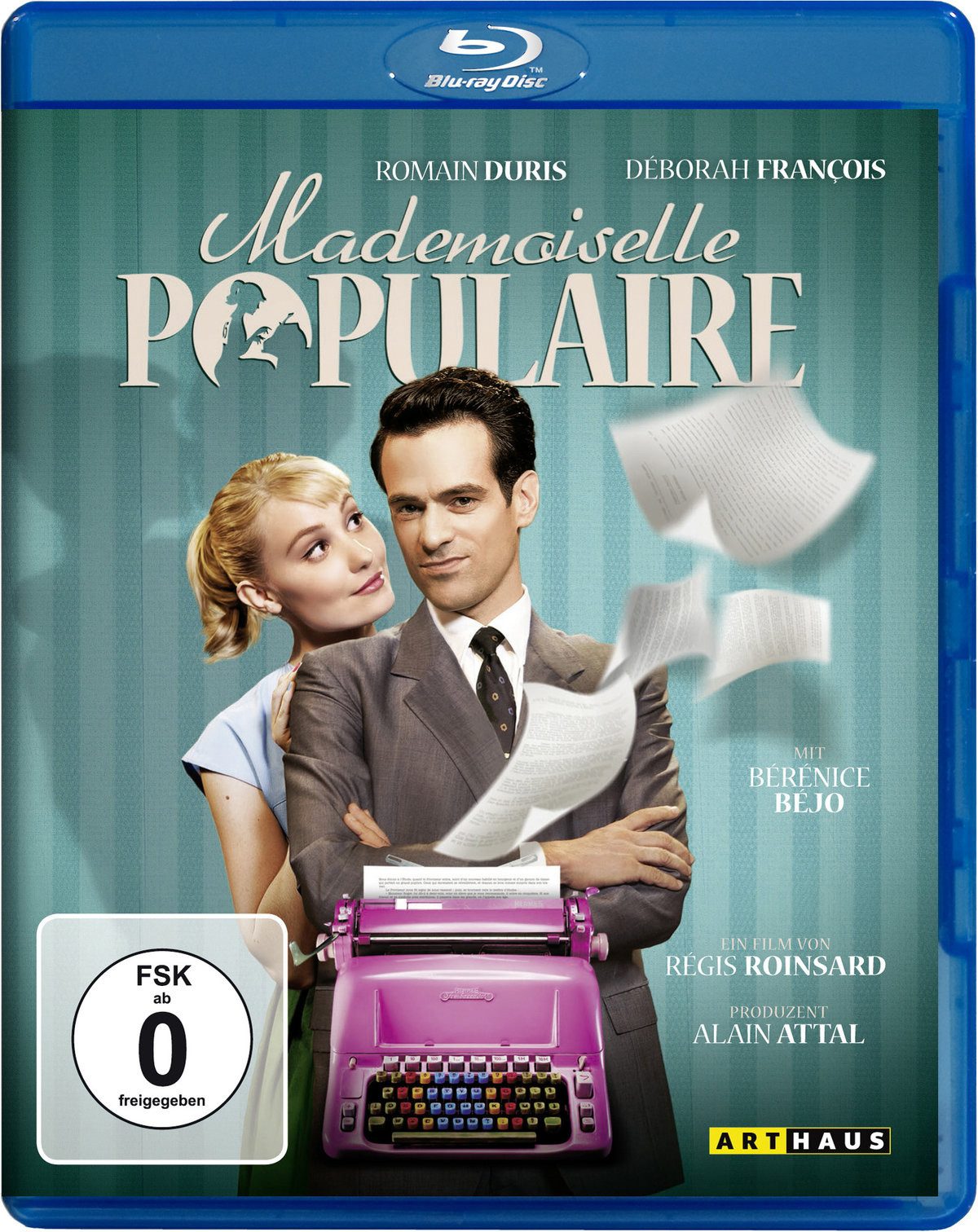 Mademoiselle Populaire (2012) - Populaire (2012)