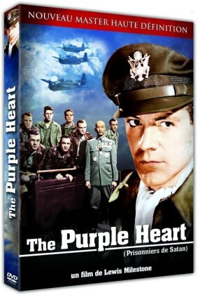 The Purple Heart - Les Prisonniers de Satan (1944) (Remastered, s/w)