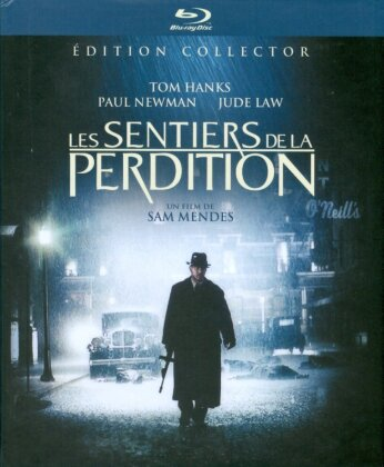 Les sentiers de la perdition (2002) (Edition Collector, Digibook, Blu-ray + DVD)