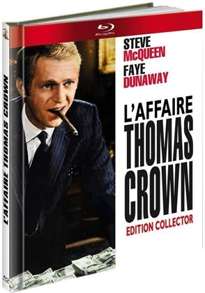 L'affaire Thomas Crown (1968) (Edition Collector, Digibook, Blu-ray + DVD)