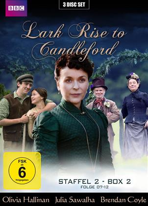 Lark Rise to Candleford - Staffel 2 - Box 2 (BBC, 3 DVD)