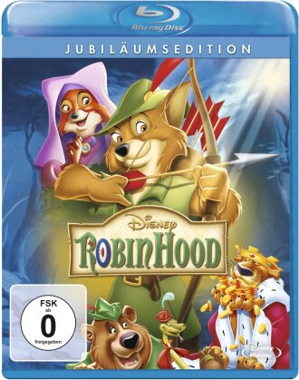 Robin Hood (1973) (Jubiläumsedition)