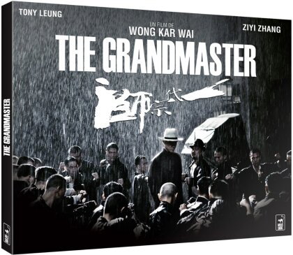 The Grandmaster (2013) (Steelbook, Ultimate Edition, Blu-ray + DVD + Buch)