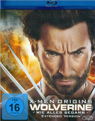 X-Men Origins: Wolverine (2009) (Extended Edition)