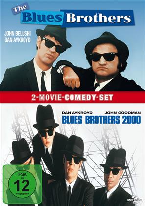 The Blues Brothers / Blues Brothers 2000 (2 DVDs)