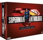 Superman Anthologie - 7 longs métrages animés (Limited Edition, 10 DVDs)