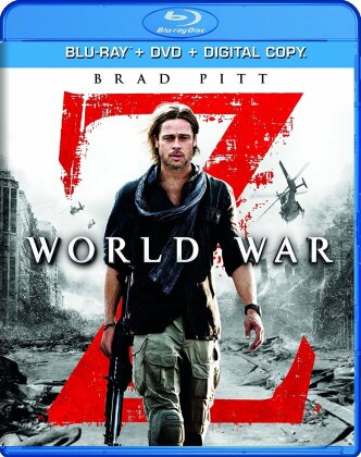 World War Z (2013) (Blu-ray + DVD)