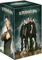 Supernatural - Saisons 1-6 (34 DVDs)