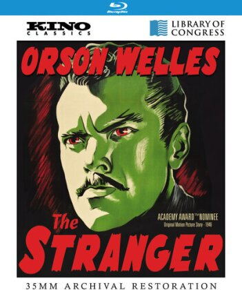 The Stranger (1946) (Remastered)