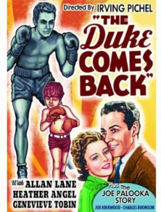 The Duke Comes Back (1937) (s/w)