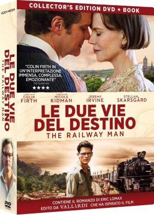 Le due vie del destino (2013) (Collector's Edition, DVD + Libro)