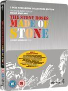 Stone Roses - Made of Stone (Steelbook, 2 Blu-rays + DVD)