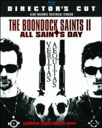 The Boondock Saints 2 - All Saints Day (2009) (Director's Cut, 2 Blu-ray)