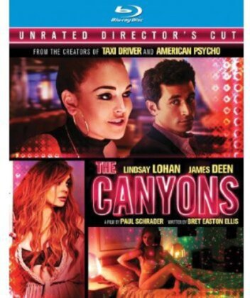 The Canyons (2013) (Director's Cut, Unrated)