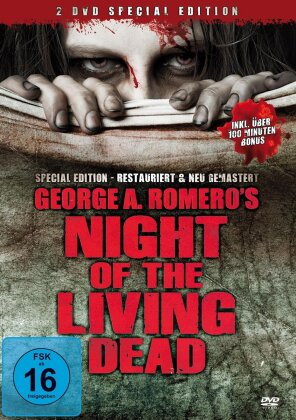 Night of the Living Dead (1968) (Special Edition, s/w, 2 DVDs)