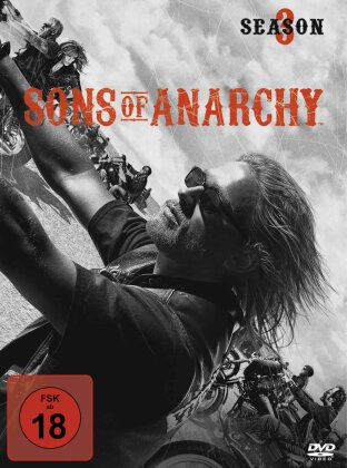 Sons of Anarchy - Staffel 3 (4 DVDs)