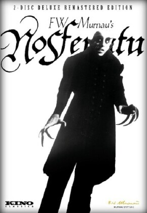 Nosferatu (1922) (Deluxe Edition, Remastered, 2 DVDs)