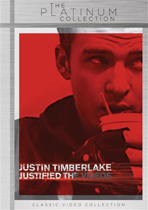 Timberlake Justin - Justified - The Videos (Platinum Edition)