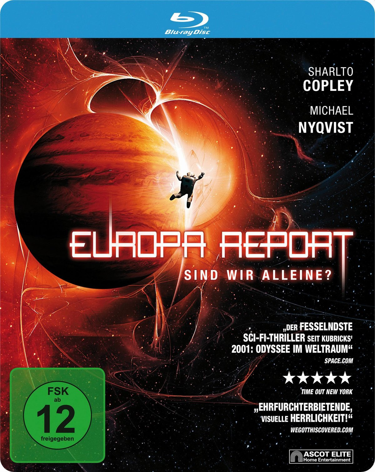 Europa Report (2013) - (Limited Edition, Steelbook)
