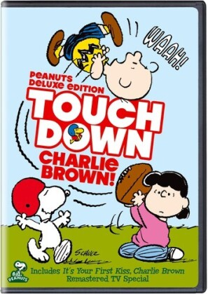 Peanuts - Touchdown Charlie Brown! (Deluxe Edition)