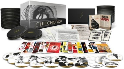 Alfred Hitchcock - The Complete Collection (16 Blu-rays)
