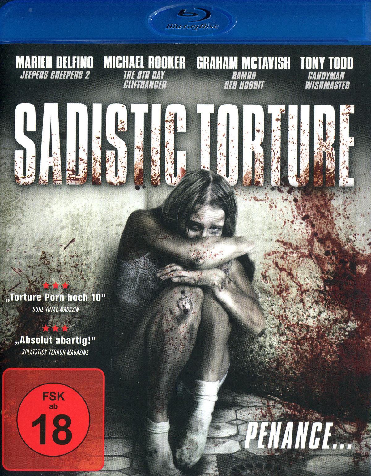 Sadistic Torture (2009) - Penance... (2009)