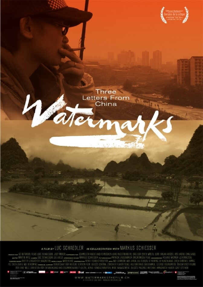 Watermarks - Three Letters from China