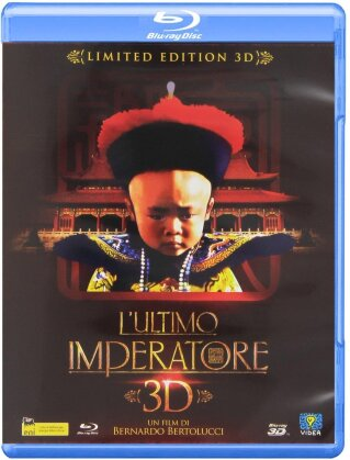 L'ultimo imperatore (1987) (Limited Edition)