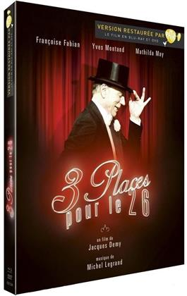 3 places pour le 26 (1988) (Edition Collector, Digibook, Blu-ray + DVD)