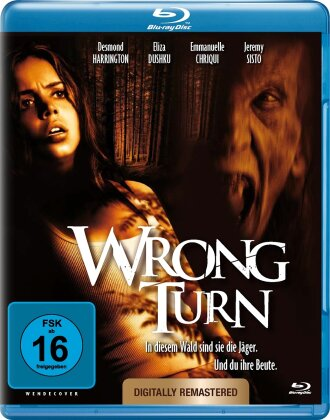 Wrong Turn (2003) (Remastered)