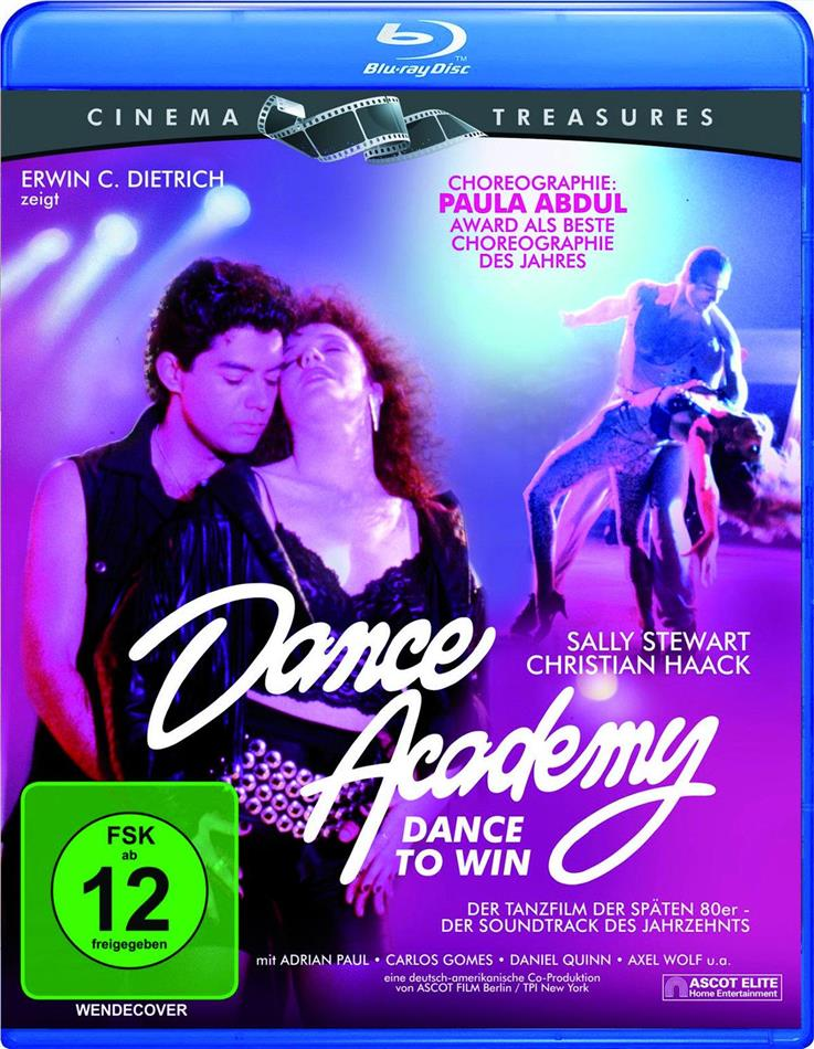 Dance Academy 2 - Dance to Win (Cinema Treasures) (1989)