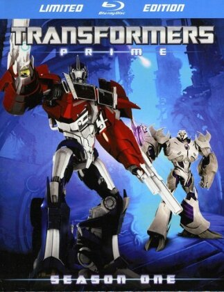 Transformers Prime - Season 1 (Collector's Edition, 4 Blu-rays)