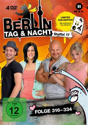 Berlin - Tag & Nacht - Staffel 17 (Fan Edition, Edizione Limitata, 4 DVD)