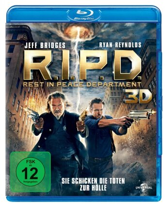 R.I.P.D. - Rest in Peace Departement (2013)