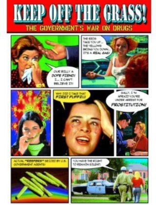 Keep Off the Grass! - The Government's War On Drugs (s/w)