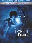 Donnie Darko (2001) (10th Anniversary Edition, Unrated, 2 Blu-rays + 2 DVDs)